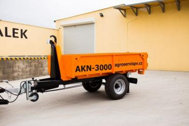 Absetzcontainer anh nger akn 3000 utb tz4k14 ersatzteile for Prix container bruxelles